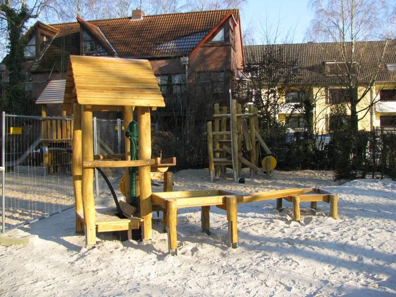 """Pumpstation """"Bloherfelde"""""""
