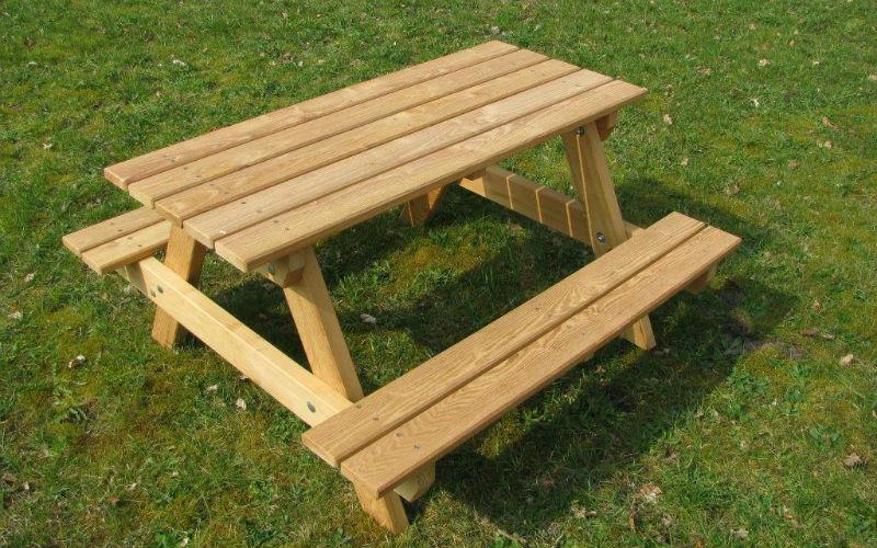 Picknicktisch/Spieltisch